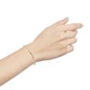 handcrafted gold bracelet