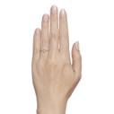 twig engagement ring diamond