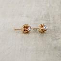 diamond twig earring set