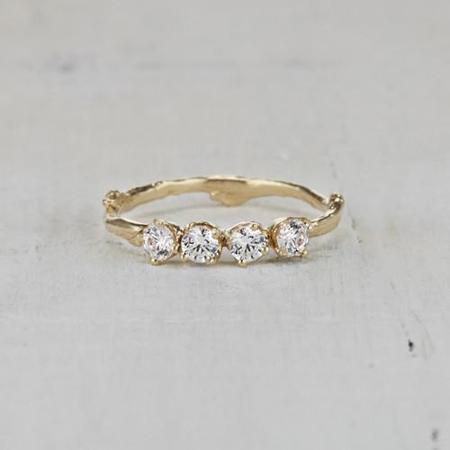 alternative engagement ring for her