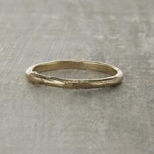 men's bark ring