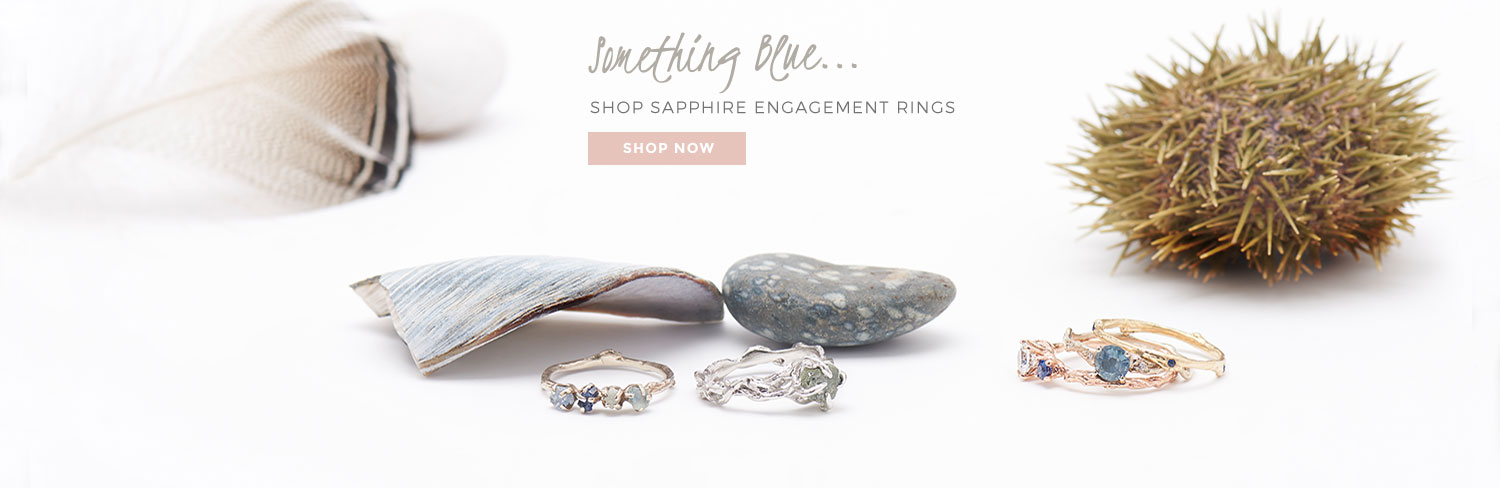 Buy Nature Engagement Rings Online