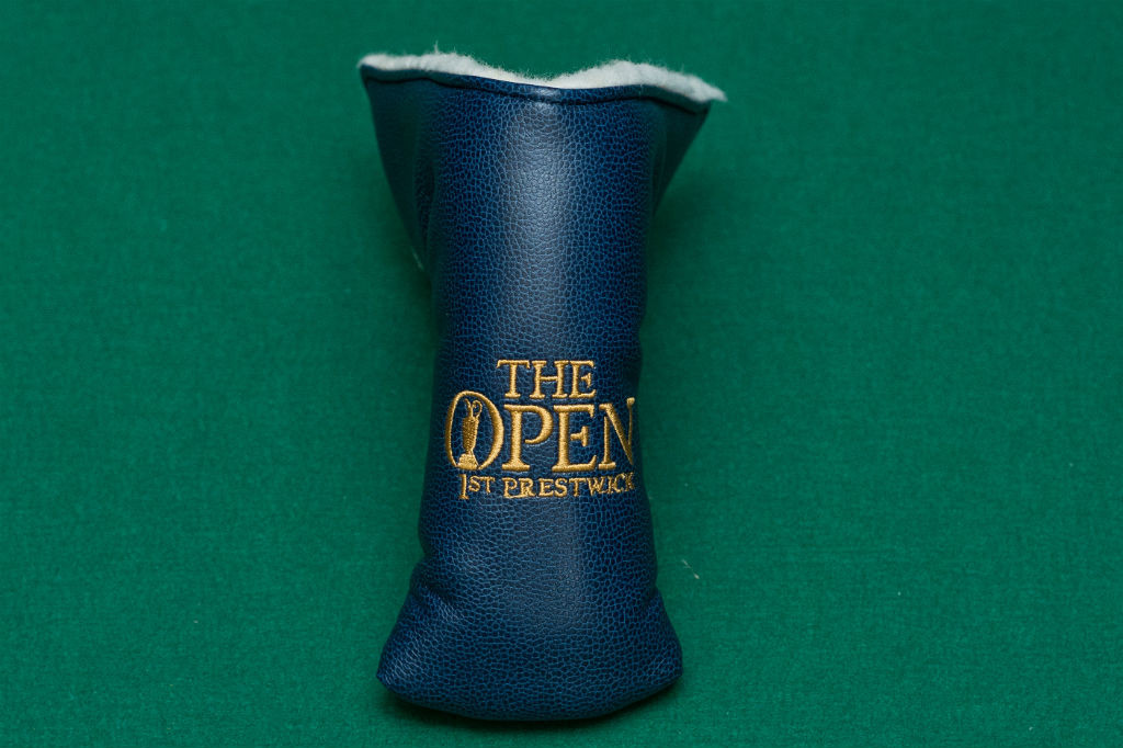 AM&E Blade Putter Cover - 1st Open