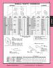 "Hobart Parts ""All Models"" - Meat Bandsaw - Parts List"