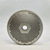 """#12 Meat Grinder Plate with 5/32' Holes - """"Reversible Plate"""" - 104037"""