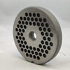 """#12 Meat Grinder Plate with 3/16' Holes - """"Reversible Plate"""" - 102628"""
