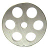 #22 Meat Grinder Plate with 3/4'' Holes