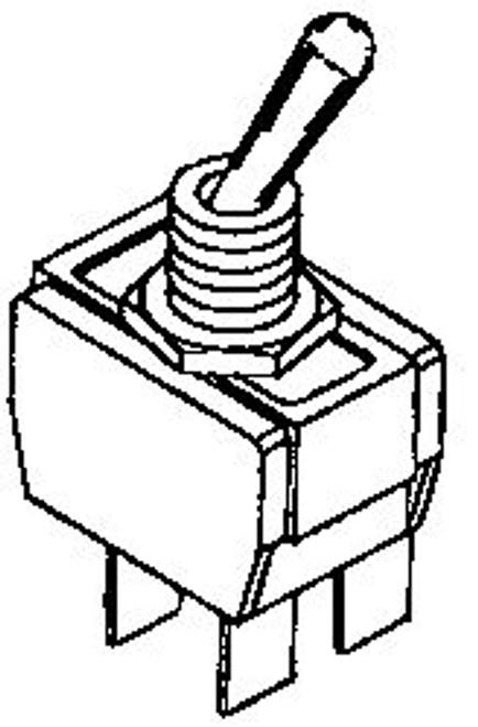 Biro Pro-9 -- On/Off Toggle Switch - B323