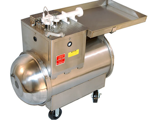 PS760L Peeler Machine