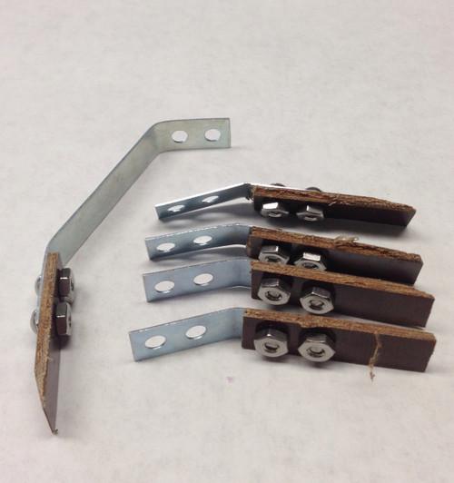ProCut KSP-116,KS-116 & KS-120 - Scraper Lower Kit (5 Pieces) - 05-72681