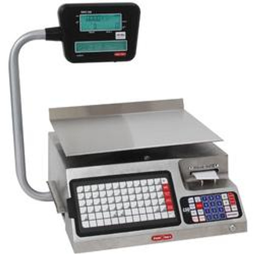 Tor Rey LSQ-40L 40 Pound Digital Price Computing Scale with Thermal Printer, Legal For Trade