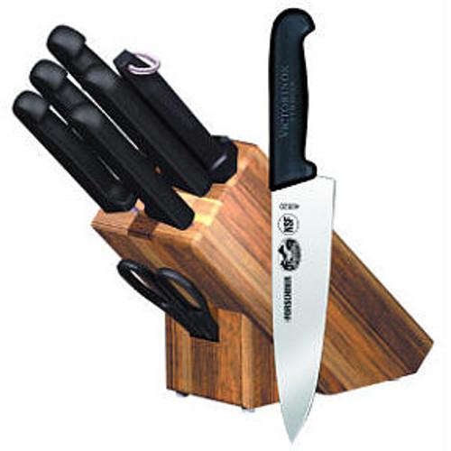 8 Piece Hardwood Block Set