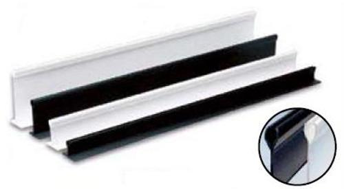 Plastic Holders White - 5''
