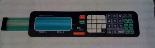 TorRey PC Replacement Key Pad