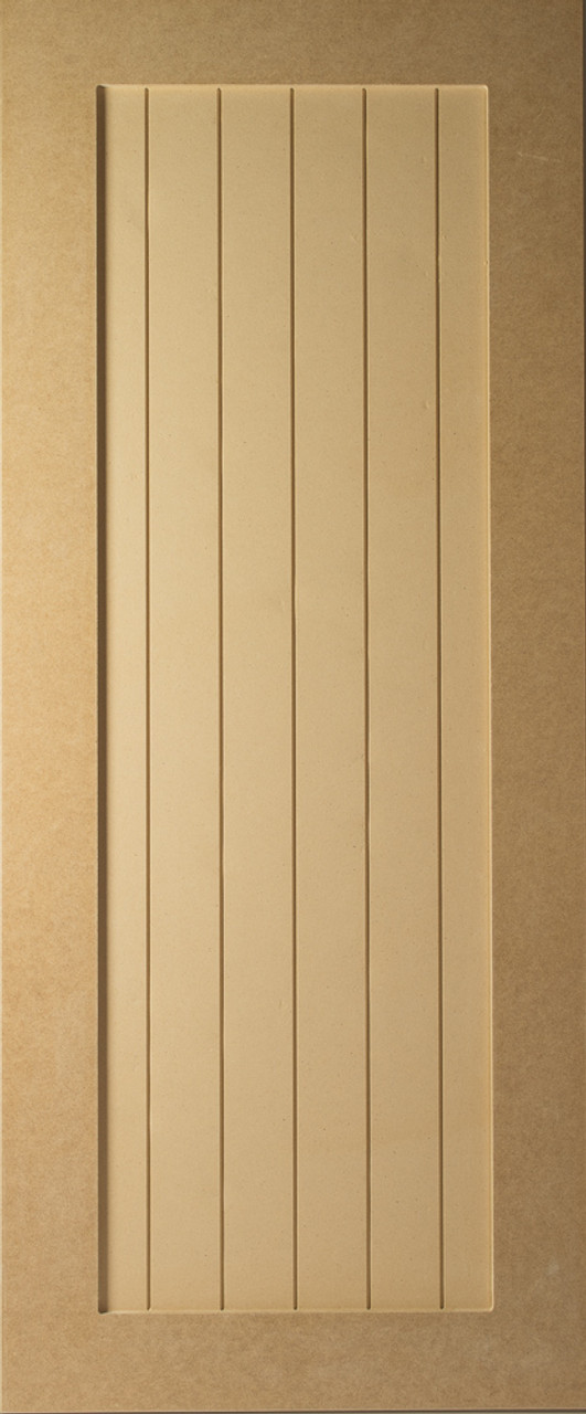 Shaker Bead-Bd MDF Door & Shaker Bead MDF Cabinet Doors Unfinished