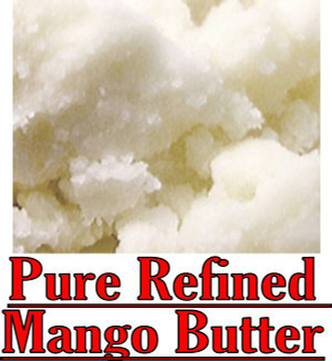 Pure Refined Mango Butter