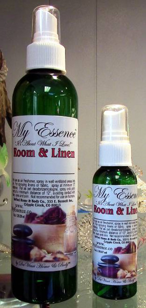 Room & Linen Spray - 4 oz
