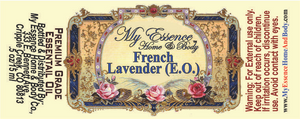 Pure French Lavender Essential Oil
