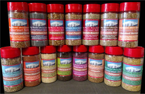 Gourmet Flavored Sea Salts