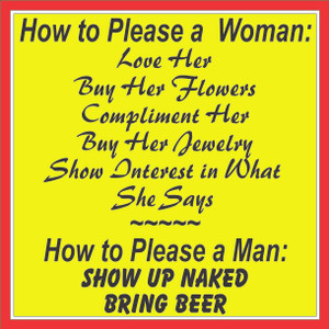 How To Please a Woman... #5