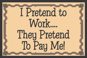I Pretend to Work... #51