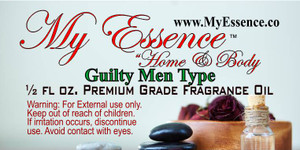 Fragrance - Guilty Men Type