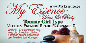 Fragrance - Tommy Girl  Type