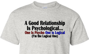 """A Good Relationship"" - 100% Ultra Cotton T-shirts, FREE SHIPPING"