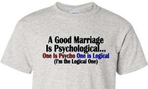 """A Good Marriage"" - 100% Ultra Cotton T-shirts, FREE SHIPPING"