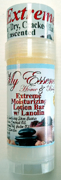 Extreme Moisturizing Lotion Bar w/ Lanolin
