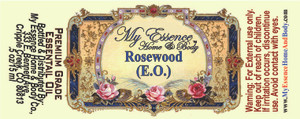 Pure Rosewood Essential Oil