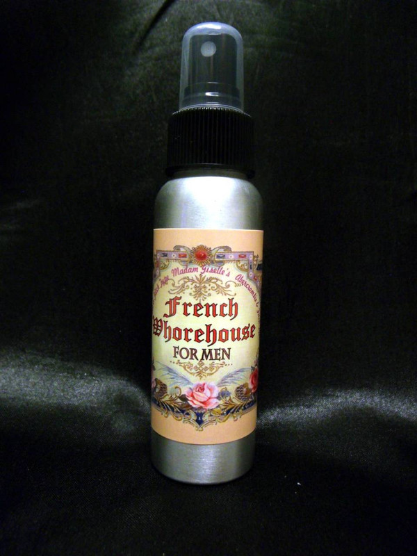 French Whorehouse Body Spray for Men-2 oz.-FREE SHIPPING