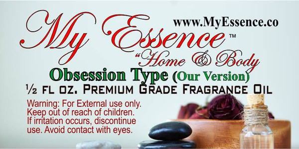 Fragrance - Obsession Type