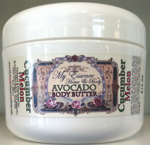 Premium Avocado Body Butter