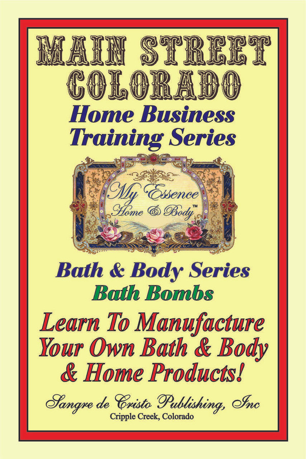 E-Book: Learn to Make Bath Bombs