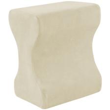 Original Leg pillow has an inner core made from support foam instead of our memory foam.