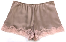 CLASSIC SILK TAP SHORT HONEY