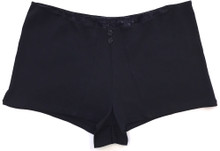 HIGH STREET TAP SHORT BLACK
