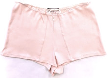 HIGH STREET TAP SHORT BLUSH