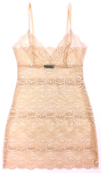 ALL LACE CLASSIC FULL SLIP NUDE