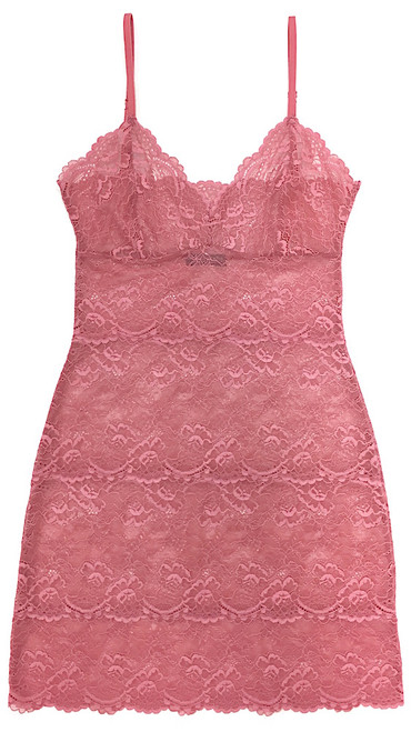 ALL LACE CLASSIC FULL SLIP PAPAYA