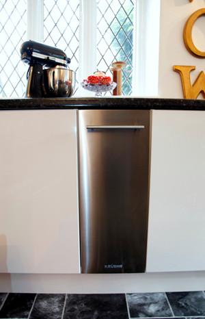 12 inch Stainless Steel Door