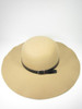 Tan Floppy Hat.