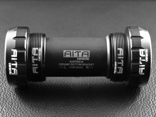 English thread external ceramic bottom bracket for shimano