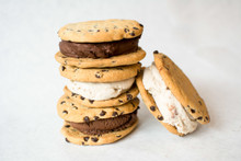 Ice Cream Cookie Sandwiches- 6 pack