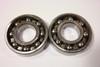 Crankshaft bearings for Kohler K241, K301, K321, K341