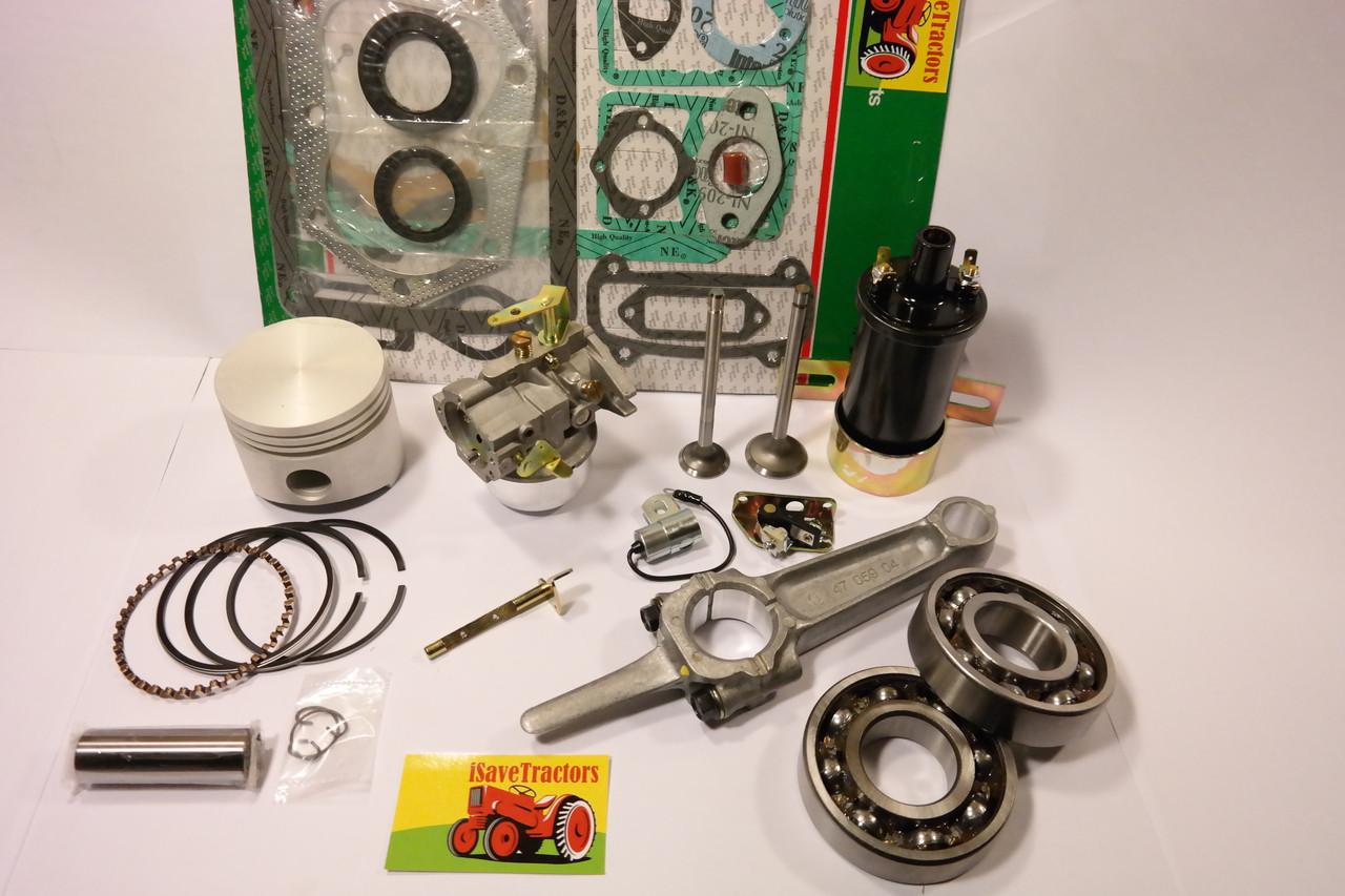 The Ultimate Engine Rebuild Restoration Kit for Kohler K321 Cast ...