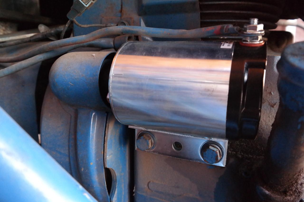 High Mount Starter for Kohler K Series Engines. K241, K301, K321, K341