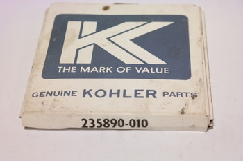 "Kohler K301 .010"" Piston Rings 235890-010"
