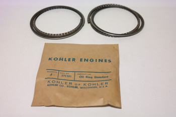 Kohler Oil Rings STD QTY 2